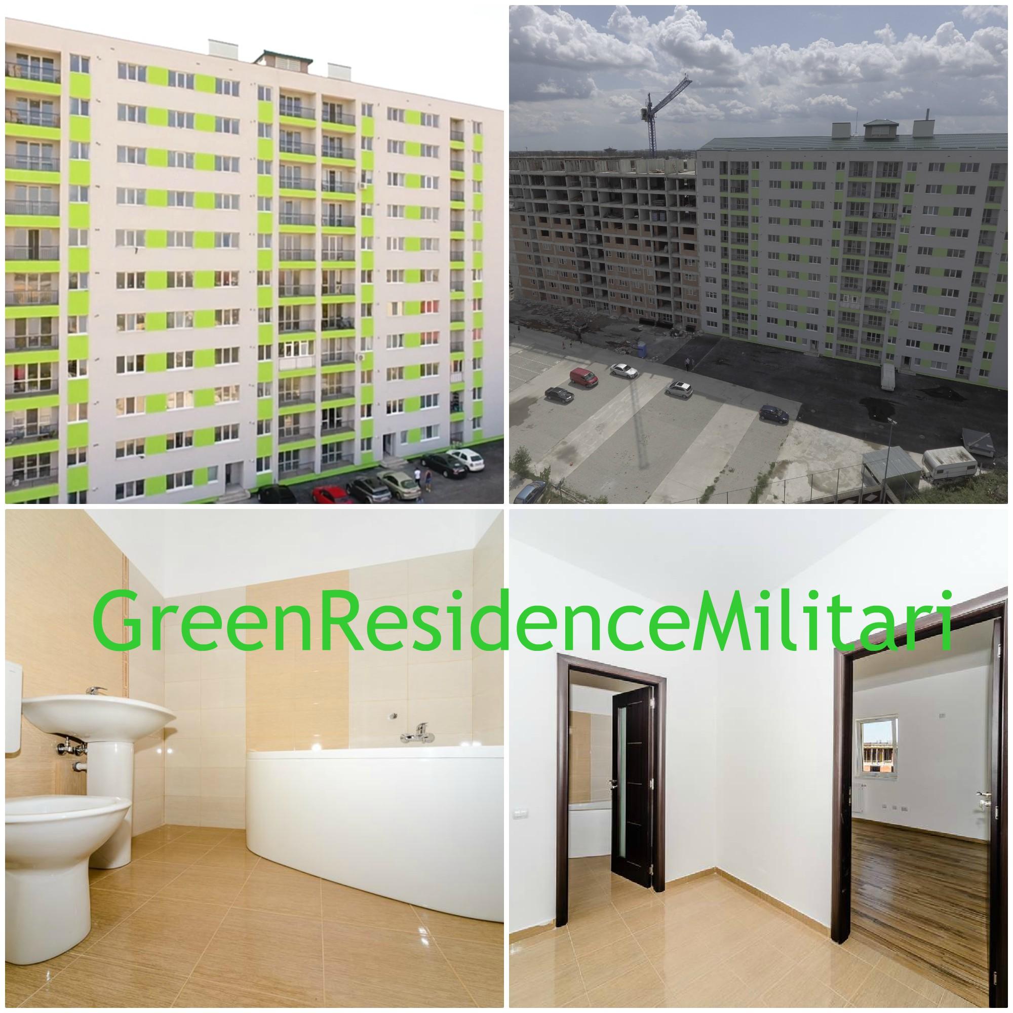 Green Residence Militari